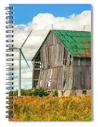 Gone With The Wind 3 Spiral Notebook