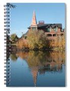 Gonzaga Art Building Spiral Notebook