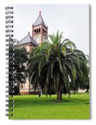 Gonzales County Court House Spiral Notebook