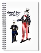 Good Boy Dewey Spiral Notebook