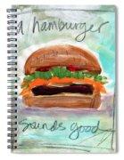 Good Burger Spiral Notebook