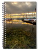 Good Day To Sail Spiral Notebook
