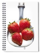 Good Enough To Eat Spiral Notebook