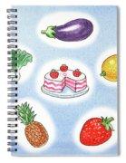 Good Food Spiral Notebook