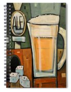 Good For What Ales You Spiral Notebook