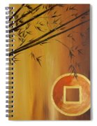Good Fortune Bamboo 2 Spiral Notebook