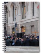 Good Friday On Trinity Place Spiral Notebook