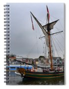 Good Friends Sailboat South Haven Spiral Notebook