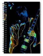 Good Guitar Vibrations Spiral Notebook