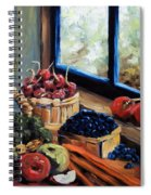 Good Harvest Spiral Notebook