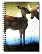 Good Mornin Kiss Spiral Notebook