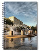Good Morning Charleston Spiral Notebook