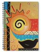 Good Morning Spiral Notebook