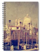 Good Morning Venice Spiral Notebook