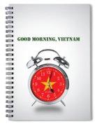 Good Morning, Vietnam - Alternative Movie Poster Spiral Notebook