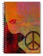 Good News Finally Spiral Notebook