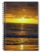 Good Night Spiral Notebook