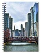 Good Old Chicago Spiral Notebook