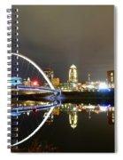 Good Old Des Moines.  Spiral Notebook