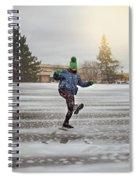 Good Riddance  Spiral Notebook
