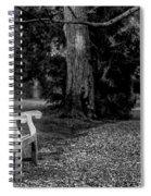 Goodbye Spiral Notebook