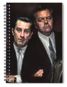 Goodfellas Spiral Notebook