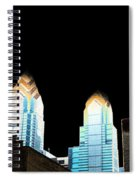Goodnight Philly Spiral Notebook