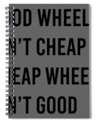 Goodwheels Spiral Notebook