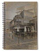 Goody Glovers Irish Pub - Boston Spiral Notebook