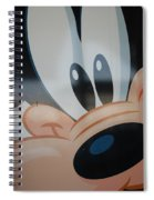 Goofy Spiral Notebook