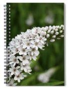 Goose Neck Spiral Notebook
