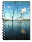 Goose Pond Reflection Spiral Notebook