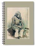 Gorbun2 1881 Ilya Repin Spiral Notebook