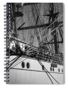 Gorch Fock ... Spiral Notebook