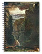 Gordale Scar Spiral Notebook