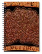 Gordian Knot Spiral Notebook