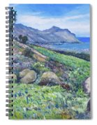 Gordon's Bay Cape Town South Africa Spiral Notebook