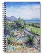 Gordons Bay Western Cape South Africa Spiral Notebook