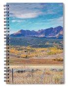 Gore Range Ranch Spiral Notebook