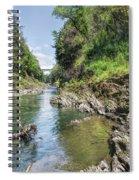 Gorgeous Gorge Spiral Notebook