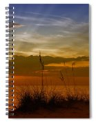 Gorgeous Sunset Spiral Notebook