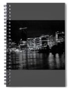 Gorgeous Vancouver Bc Canada Spiral Notebook
