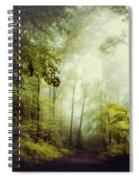 Gorgeous Woods Spiral Notebook