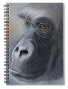 Gorilla Love Spiral Notebook