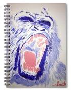 Gorilla Roars Spiral Notebook