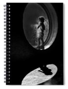 Gorilla Watch Spiral Notebook