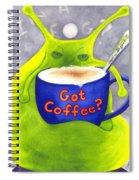Got Coffee Spiral Notebook