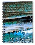 Got The Blues Spiral Notebook