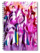 Got To Dance Spiral Notebook