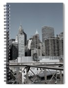 Gotham City Spiral Notebook